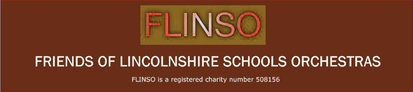 FLINSO FRIENDS OF LINCOLNSHIRE SCHOOLS  ORCHESTRAS